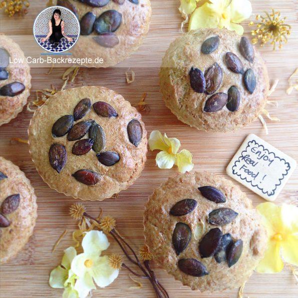 low carb k rbiskern muffin br tchen. Black Bedroom Furniture Sets. Home Design Ideas