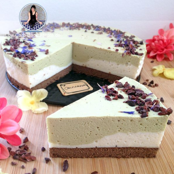 Low Carb Mousse Torte