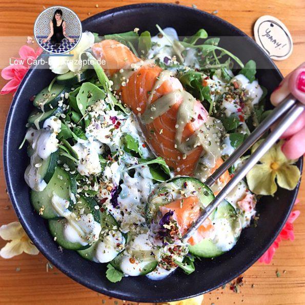 Paleo Salat Bowl